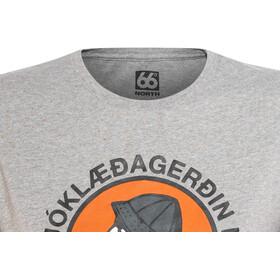 66° North Gola 66°N Sailor - T-shirt manches courtes - gris